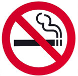 Graphic: No Smoking