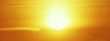 Photo: the sun.