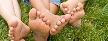 Photo: Feet