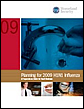 Cover art of Planning for 2009 H1N1 Influenza: A Preparedness Guide for Small Business