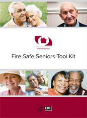 Fire Safe Seniors Toolkit cover