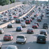 Photo: cars in traffic on the highway
