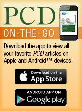 Download our app to view PCD articles on your Apple or Android devices