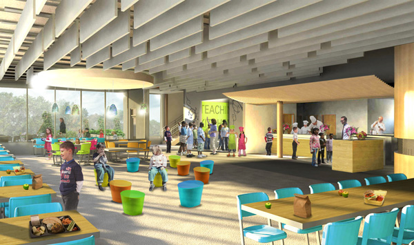 Primary School Classroom Design Standards ~ Preventing chronic disease healthy eating design