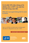 HPV Brochure in Vietnamese and English
