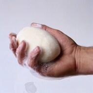 Foto: Jabón en la mano