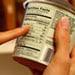 Leyendo una etiqueta de ingredientes alimenticios