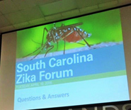 South Carolina Department of Health and Environmental Control  local forum