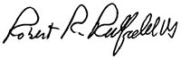 Redfield signature