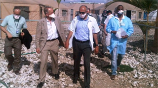 What's Working: Public Health Progress since the Haiti 2010 Earthquake