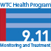 Graphic: World Trade Center (WTC) Health Program logo