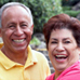 Photo: Elderly couple, smiling