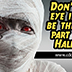 Don't let an eye infection be the scariest part of your Halloween