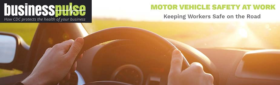 Buisness Pulse: Motor Vehicle Safety At Work