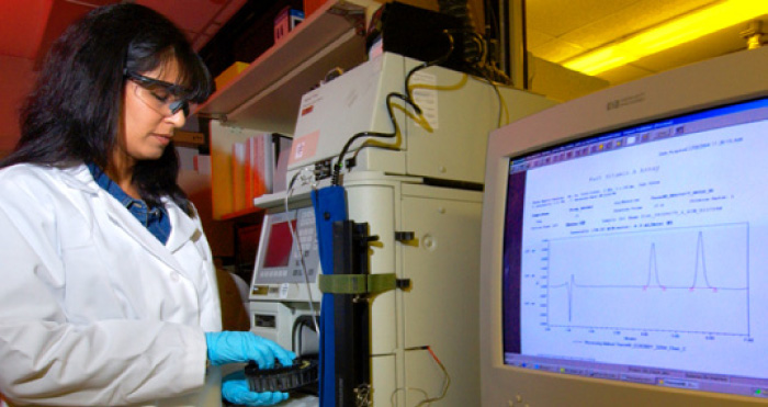 CDC operates labs and helps strengthen laboratory systems worldwide.