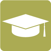 Icon: Graduation cap