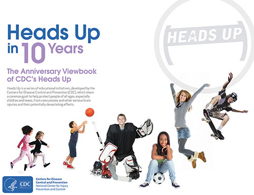 Heads Up initiative poster