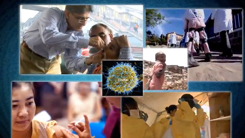 CDC: Protecting Americans through Global Health