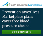 Health Insurance Marketplace - Prevention saves lives. Marketplace plans cover free blood pressure checks. Get covered.
