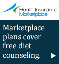 Health Insurance Marketplace - Marketplace plans cover free diet counseling.