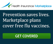 Health Insurance Marketplace - Prevention saves lives. Marketplace plans cover free flu vaccines. Learn more.