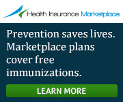 Health Insurance Marketplace - Marketplace plans cover free immunizations. Learn more!
