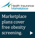 Health Insurance Marketplace - Marketplace plans cover free obesity screening.