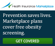 Health Insurance Marketplace - Marketplace plans cover free obesity screening. Get covered!