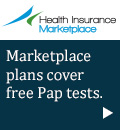Health Insurance Marketplace - Marketplace plans cover free Pap tests.