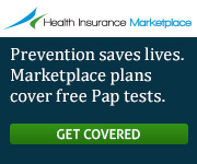 Health Insurance Marketplace - Prevention saves lives. Marketplace plans cover free Pap tests. Get covered.
