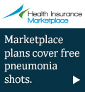 Health Insurance Marketplace - Marketplace plans cover free pneumonia shots.