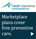 Health Insurance Marketplace - Marketplace plans cover free preventive care.