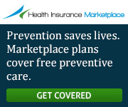 Health Insurance Marketplace - Prevention saves lives. Marketplace plans cover free preventive care. Learn more.