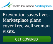 Health Insurance Marketplace - Prevention saves lives. Marketplace plans cover free well woman visits. Get covered.