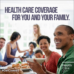 Healthcare coverage for you and your family