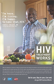 Ashley Near Me >> Posters | Campaign Materials | Resources | HIV Treatment Works | Campaigns | Act Against AIDS | CDC