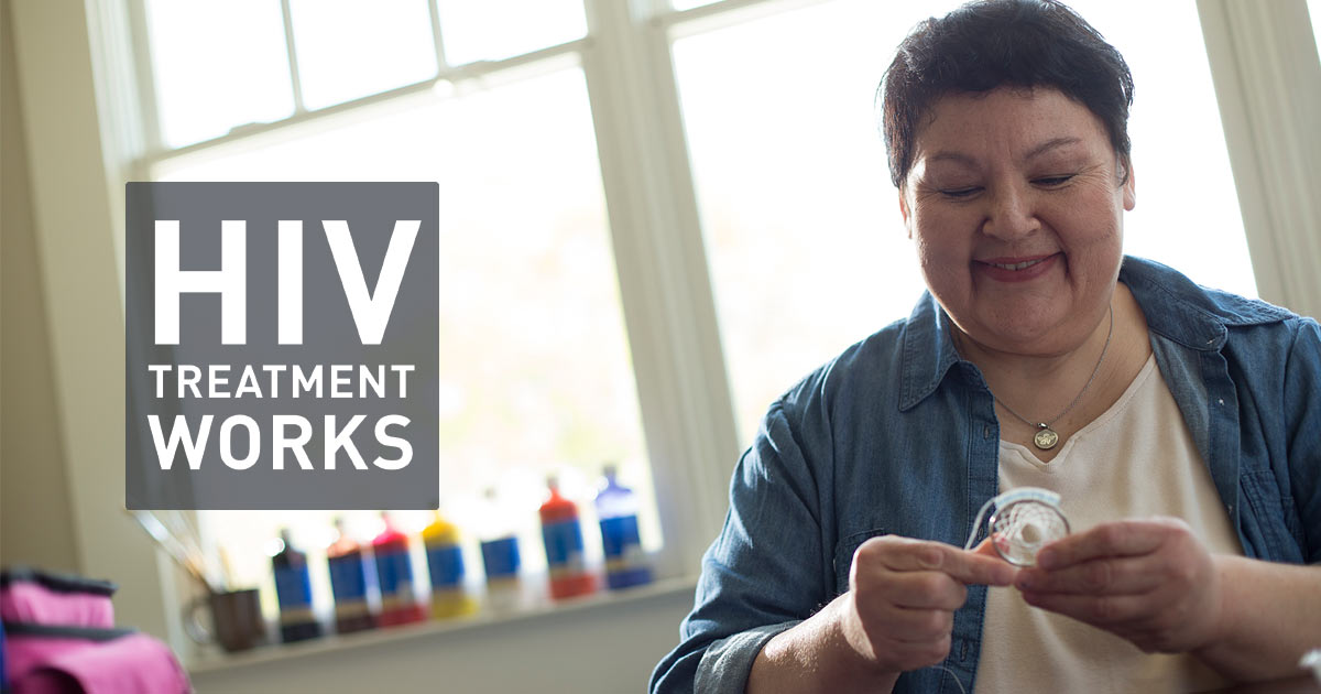Profiles of People Living Well with HIV | Resources | HIV Treatment