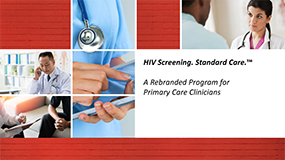 The HIV Screening. Standard Care. program has updated free resources for primary care providers and their patients. These slides can be used in presentations to increase awareness among clinicians about HIV testing and related diagnosis.