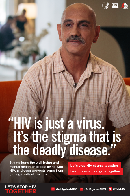 Posters Lsht Campaigns Act Against Aids Cdc