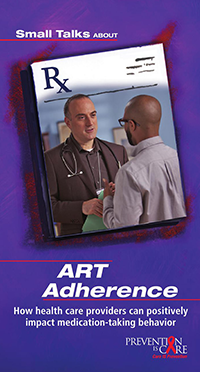 PIC ART Adherence brochure thumbnail