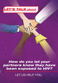 PIC Let's Talk About: Partner Services Information – Patient Brochure thumbnail