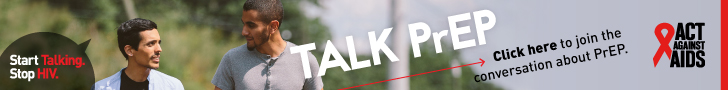 Start Talking. Stop HIV. Talk PrEP Click here to join the conversation about prep. Act Against AIDS. Instagram/Act Against AIDS, Facebook/StartTalkingHIV, Twitter @TalkHIV