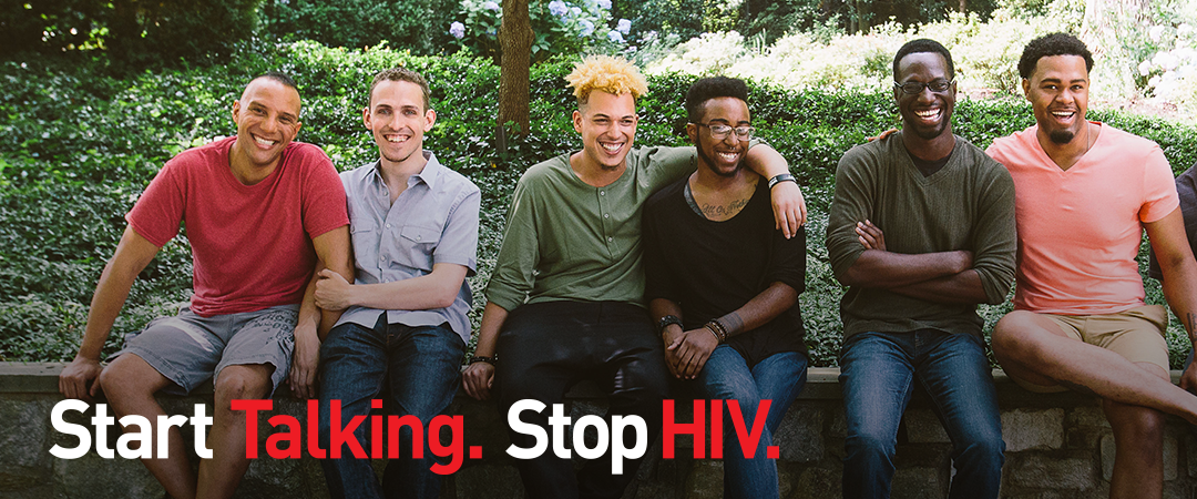 Start Talking  Stop HIV  | Campaigns | Act Against AIDS | CDC
