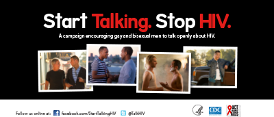 Campaign Brochure | Campaign Materials | Start Talking. Stop HIV ...