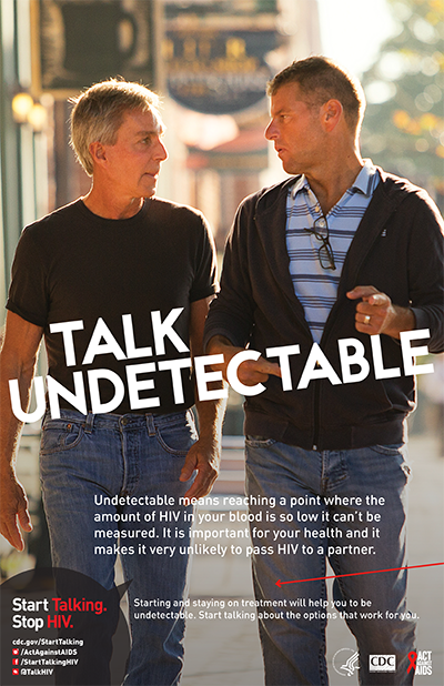 poster thumbnail - Talk Undetectable