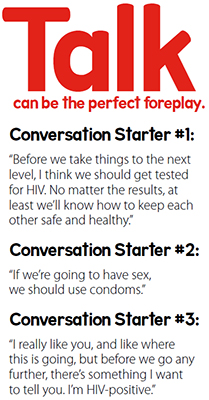 Hiv safer sex