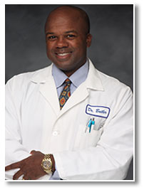 Photo of Derrick Butler, M.D., M.P.H.