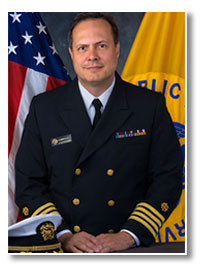 Photo of Kenneth Dominguez, M.D., M.P.H.