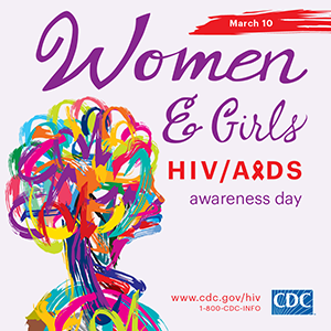National Womeon & Girls HIV/AIDS Awareness Day