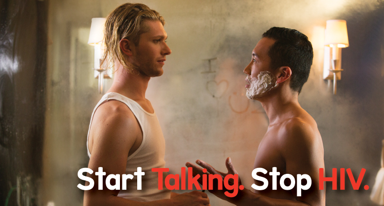 Start Talking. Stop HIV.